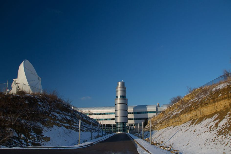 The Robert H. Mollohan Research Facility in Fairmont, WV houses several NOAA projects including its Security Operations Center