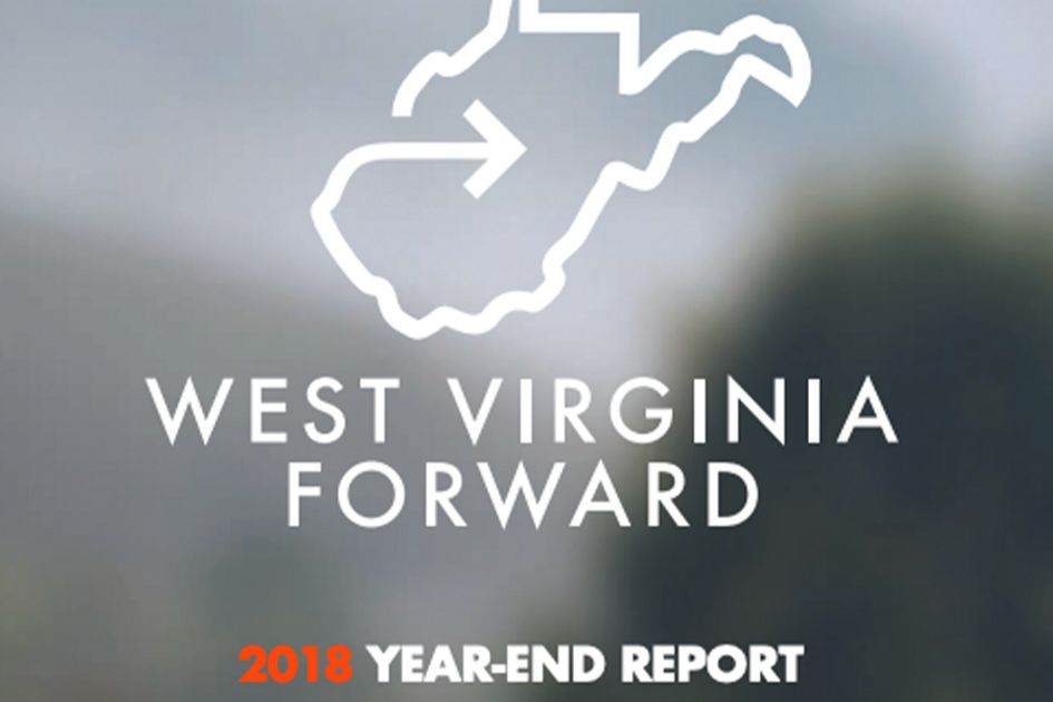 WV Forward 2018 End of Year Report Cover