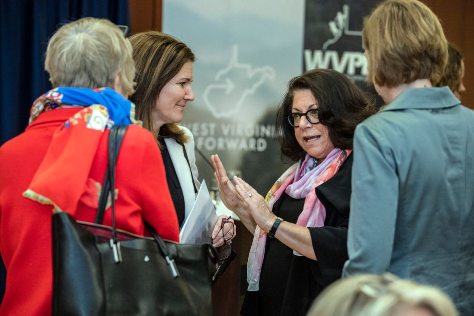WV Forward brings women leaders together for state initiative