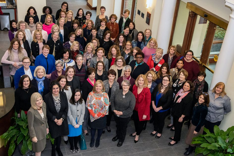No thumbnail image for Inaugural WV Women Moving Forward event held in Morgantown