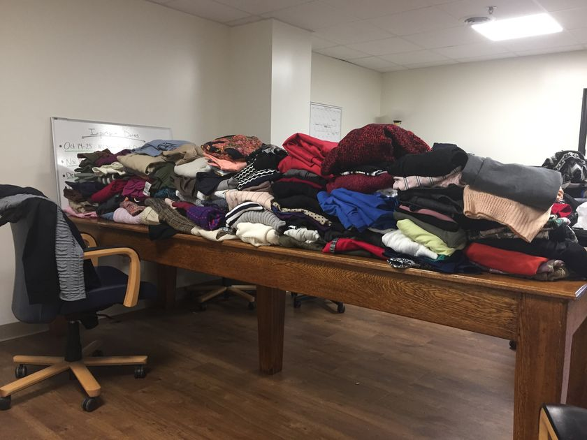No thumbnail image for Ready for Work clothing drive provides for women throughout West Virginia