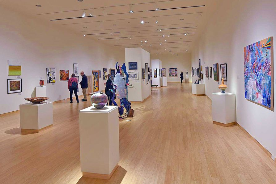 The Art Museum of West Virginia University will soon transition one of its two galleries into a dynamic, rotating installation of objects from its nearly 5000-object permanent collection.