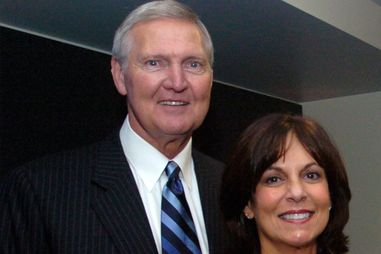 "Karen and Jerry West, West Virginia University Men's Basketball and Los Angeles Lakers legend, have made a leadership-level donation to the WVU Medicine Children's ""Grow Children's"" Capital Campaign."