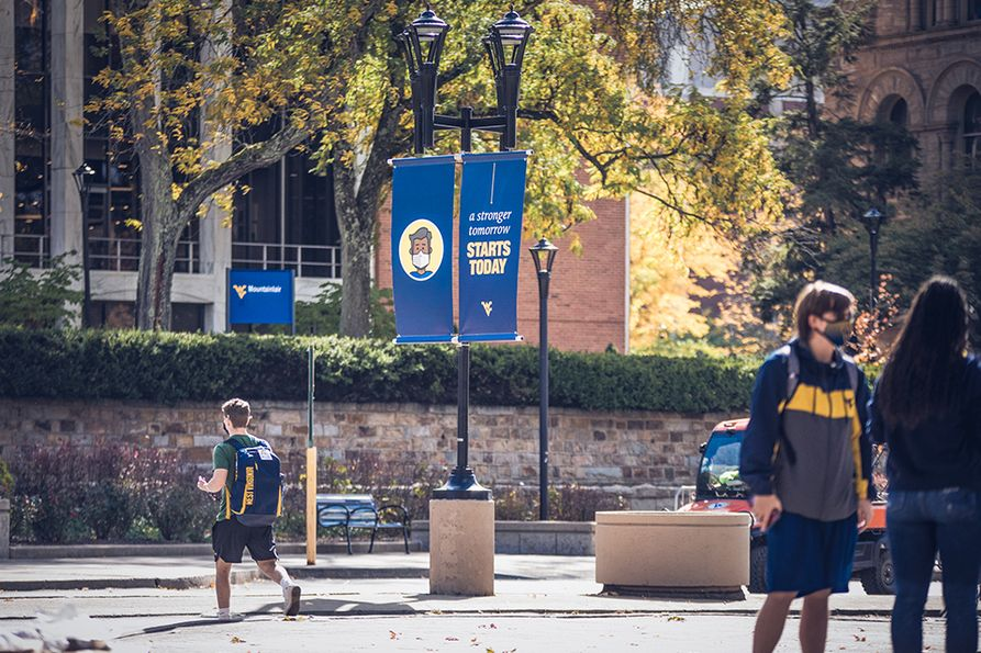 "As of mid-October, 236 WVU students had been awarded $266,502 in scholarships provided through ""We Are Stronger Together,"" a special fundraising initiative launched by the WVU Foundation."