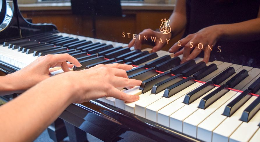 WVU is working to join approximately 150 other major universities across the country and throughout the world that use Steinway pianos exclusively.