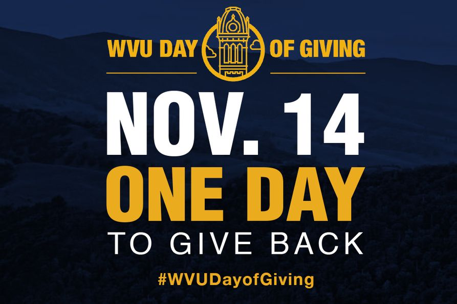 WVU Day of Giving November 14