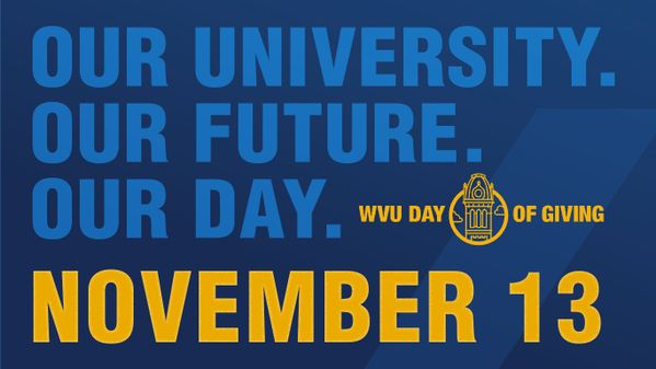 WVU Day of Giving: November 13