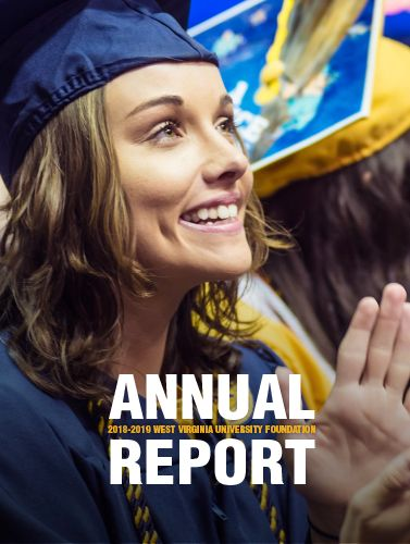 2018-19 Annual Report cover art