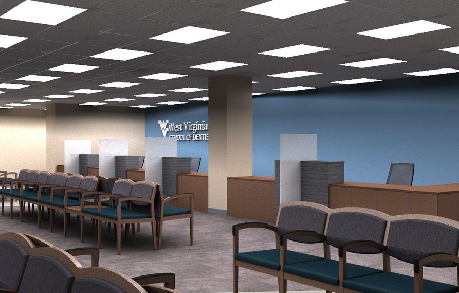Dentistry facilities architectural drawings