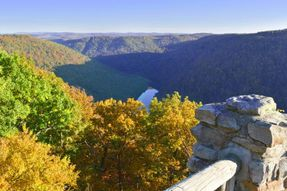 Coopers Rock West Virginia