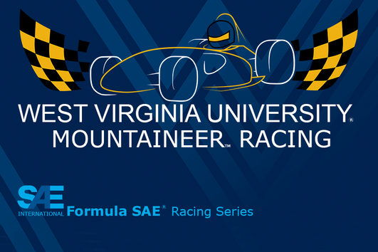 West Virginia University Mountaineer Racing Team Logo