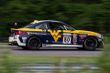 Rooster Hall Racing's WVU Sponsored BMW M235iR Pirelli World Challenge Race Car.