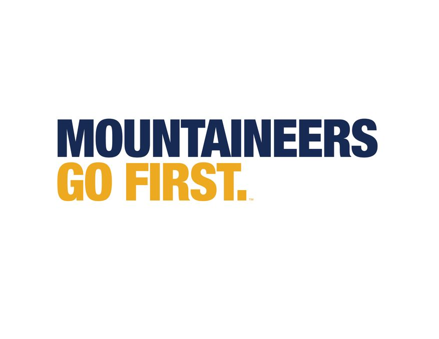Mountaineers Go First. tagline