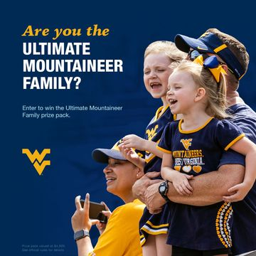 Ultimate Mountaineer Family graphic