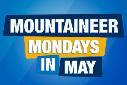 Mountaineer Mondays in May