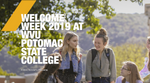 Welcome Week 2019 at WVU Potomac State College