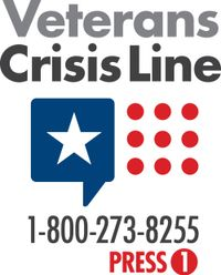 The Veterans Crisis Line connects Veterans in crisis and their families and friends with qualified, caring Department of Veterans Affairs responders through a confidential toll-free hotline, online chat, or text. Veterans and their loved ones can call 1-8