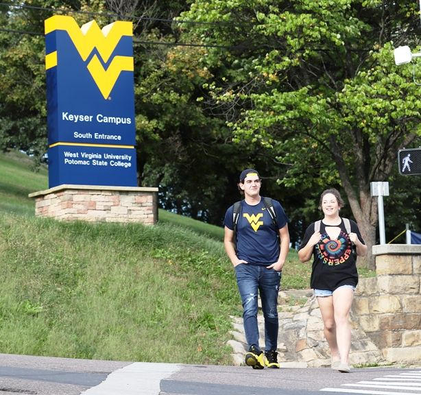 WVU Potomac State College will host a Discover Day open house event Saturday, Sept. 28, from 9 a.m. to 1:30 p.m. on the campus in Keyser, W.Va. An assortment of engaging activities and events are scheduled to give students the opportunity to experience co