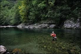 Popular fly-fishing course being offered at Potomac State