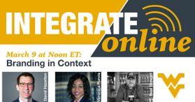 Branding in Context Integrate Online March 9 at 12 p.m. ET