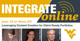 Leveraging Content Creation for Client Ready Portfolios