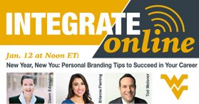 New Year, New You: Personal Branding Tips to Succeed in Your Career Integrate Online