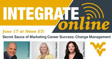Secret Sauce of Marketing Career Success: Change Management