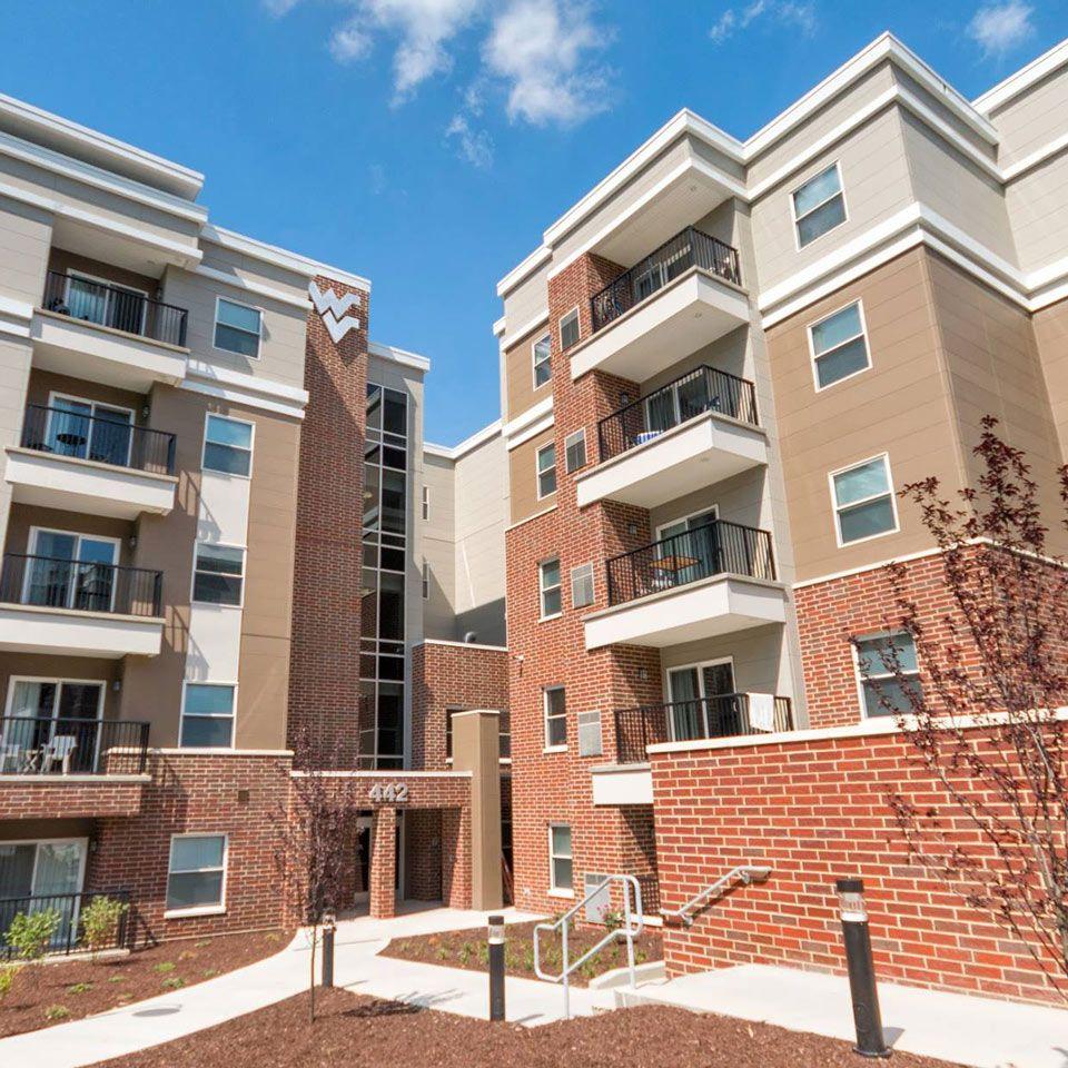 University Apartments At West Virginia University