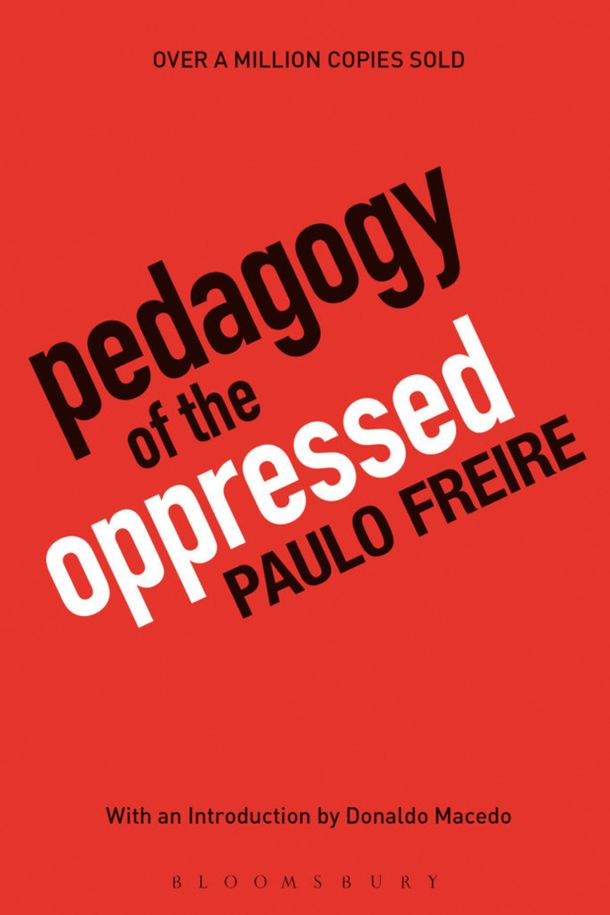 Cover for Pedagogy of the Oppressed