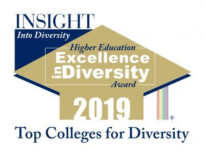 Insight into Diversity Higher Education Excellence in Diversity Award 2019: Top Colleges for Diversity