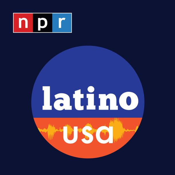 Cover for Latino USA