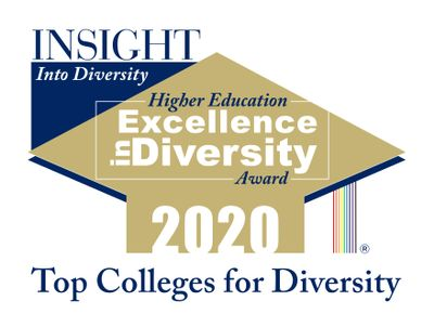 Insight Into Diversity Higher Education Excellence in Diversity Award 2020 Top Colleges for Diversity
