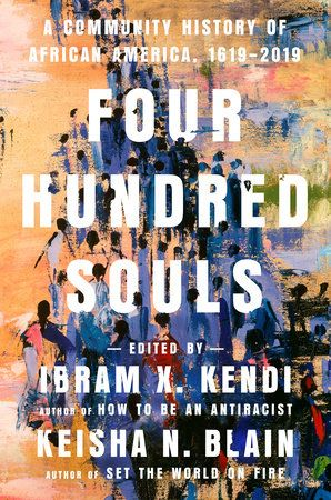 Four Hundred Souls cover