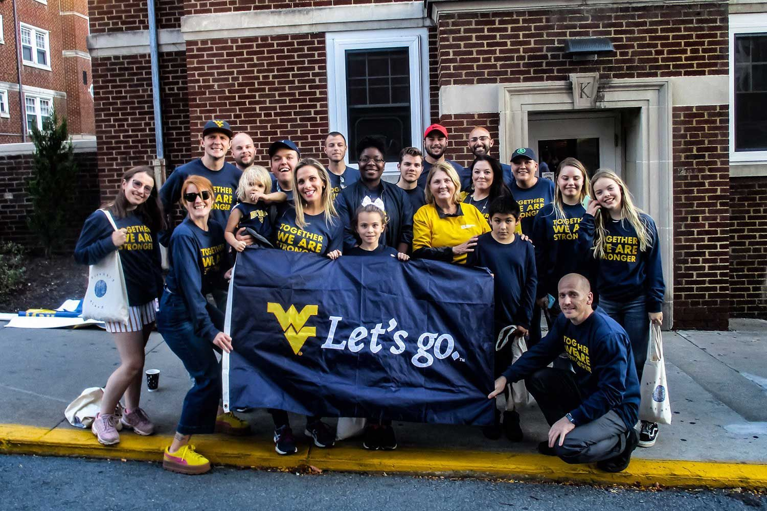 mountaineers for recovery