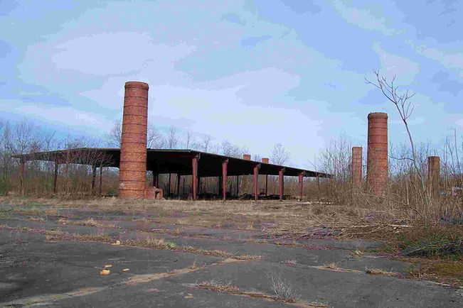 The Brownfields Assistance Center at WVU has received $1 million from the Environmental Protection Agency to provide expertise to communities on brownfields sites. A brownfield is property, such as the former Barboursville Brickyard (pictured), that is hi