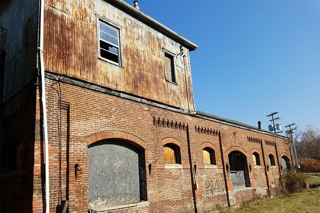 Grafton Freight Station is one of the historic city properties slated to be rehabilitated through EPA brownfield grant.