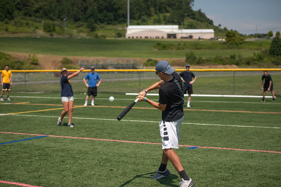 Whiffle ball intramural sports