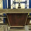 press brake tub girder