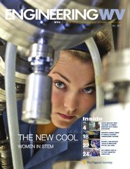 Engineering WV Magazine - The new cool women in stem