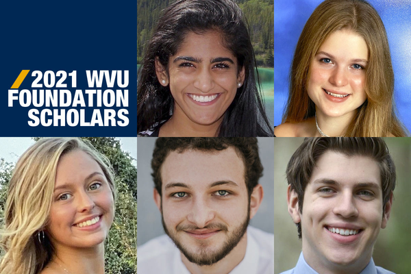 Portraits of the 2021 Foundation Scholars