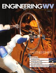 Engineering WV Magazine -  Partnerships