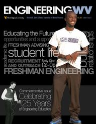 Engineering WV Magazine -  Educating the future