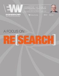 Engineering WV Magazine -  A focus on research