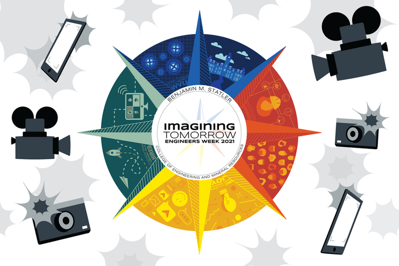 Engineers Week, Imagining Tomorrow, Benjamin M. Statler College of Engineering and Mineral Resources