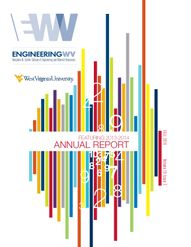 Engineering WV Magazine -  Featuring 2013-2014 Annual Report