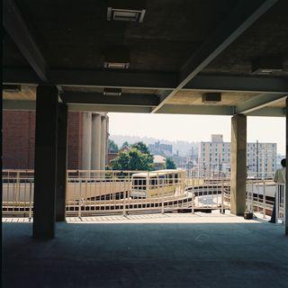 Archive Photo of Platform
